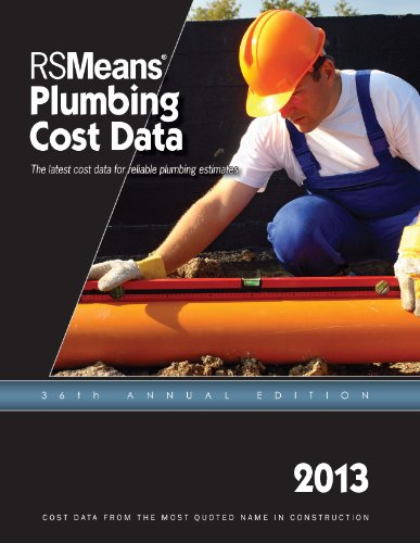 RSMeans Plumbing Cost Data 2013 by RS Means