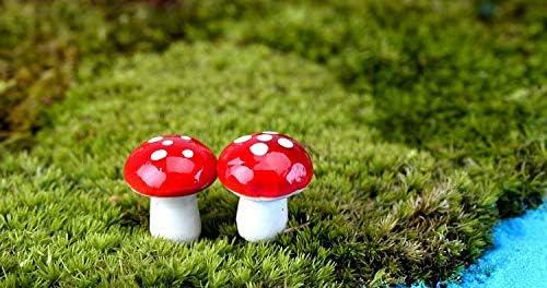 DIY SANDIN 10pcs Miniature D/écoration pour Micro Paysage Bonsa
