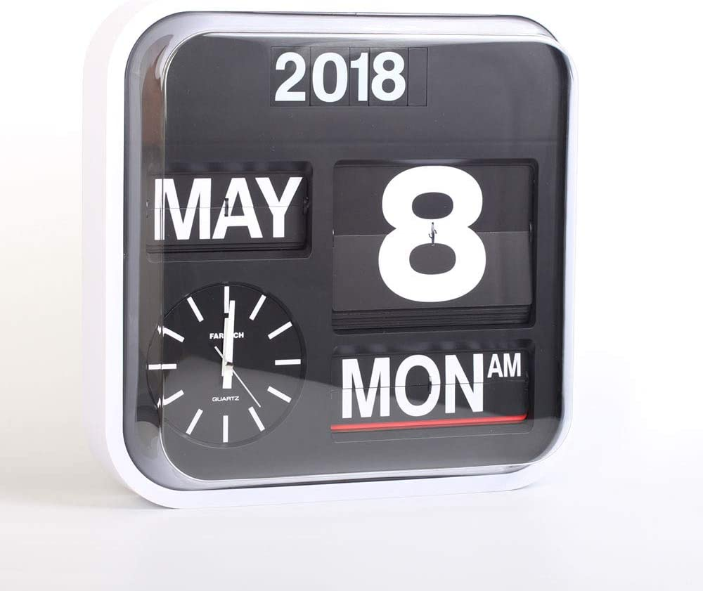 Nouveau Horloge Round Bloome avec Pierre Décorations Duvar Saati Clock Montre Orologio