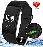 Fitness-Tracker-Multi-function-Fitness-Watch-with-Heart-Rate-Monitor-Wristband-Pedometer-Health-Band-for-Android-and-iOS-User-By-Utopia-Fitness