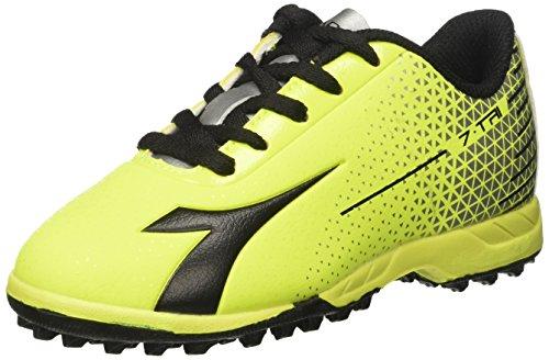 Tf Fútbol giallo Diadora tri argento Amarillo Zapatillas 7 Jr n Para Fluo Niños De fEqEHYCw