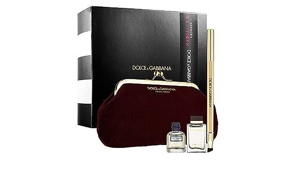 c28175e40bd83d Amazon.com   DOLCE   GABBANA Sephora Gift 4-Piece Set  Pour Femme Homme
