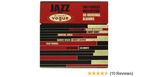 jazz on disques vogue by sony vogue legacy amazon com music