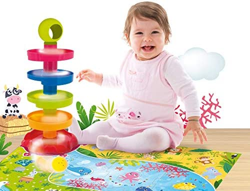 Lisciani Giochi, Carotina Baby, Der Turm der Kinder: Amazon