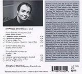 Brahms: Piano Sonatas Nos.1 & 2, Scherzo Op.4