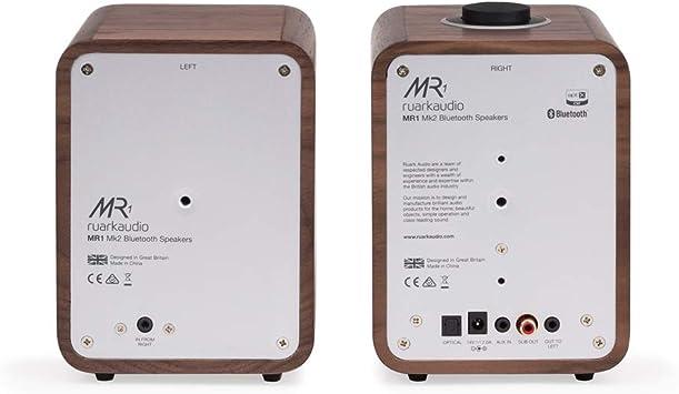 Ruark Audio Mr1 Mkii Regallautsprecher Farbe Walnuss Audio Hifi