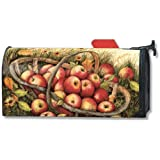 MailWraps Apple Picking Mailbox Cover 04087