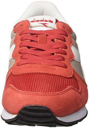 Rosso rosso Borealeblu Diadora Basse – Scarpe Sportive Adulto Camaro Reflex Unisex wA4BH0