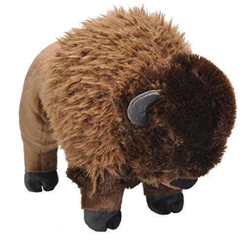 Plush, Large Stuffed Animal, Plush Toy, Gifts for Kids, Cuddlekins 16 Inches (Bison Plush)