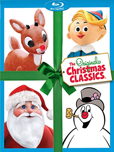 amazoncom the original christmas classics gift set blu ray burl ives fred astaire jules bass arthur rankin jr movies tv - The Original Christmas Classics