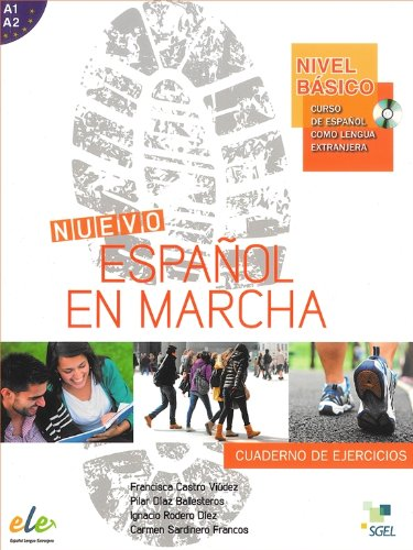 Nuevo Espanol en Marcha Basico : Exercises Book + CD: Levels A1 and A2 in One Volume (Spanish Edition) ebook