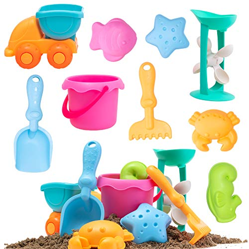 great for playing in the sand or dirt
