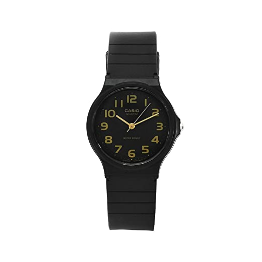 low priced 53a46 cd41d CASIO MQ24-1B2 Casual Men's Dress Watch