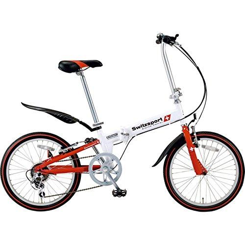 折畳自転車 スウィツスポートF20W SW-SK20W B007137NO0