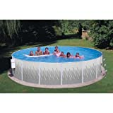 Heritage 12' x 42' Sea View Club Steel Wall Above Ground Swimming Pool