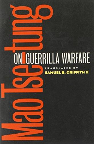 On Guerrilla Warfare by Mao Tse-tung, Samuel B Griffith