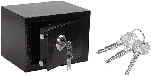 Cestbon 3L de Seguridad Caja de Seguridad Caja de Seguridad Mini ...