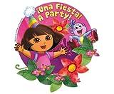 Dora the Explorer Edible Cupcake Toppers Decoration