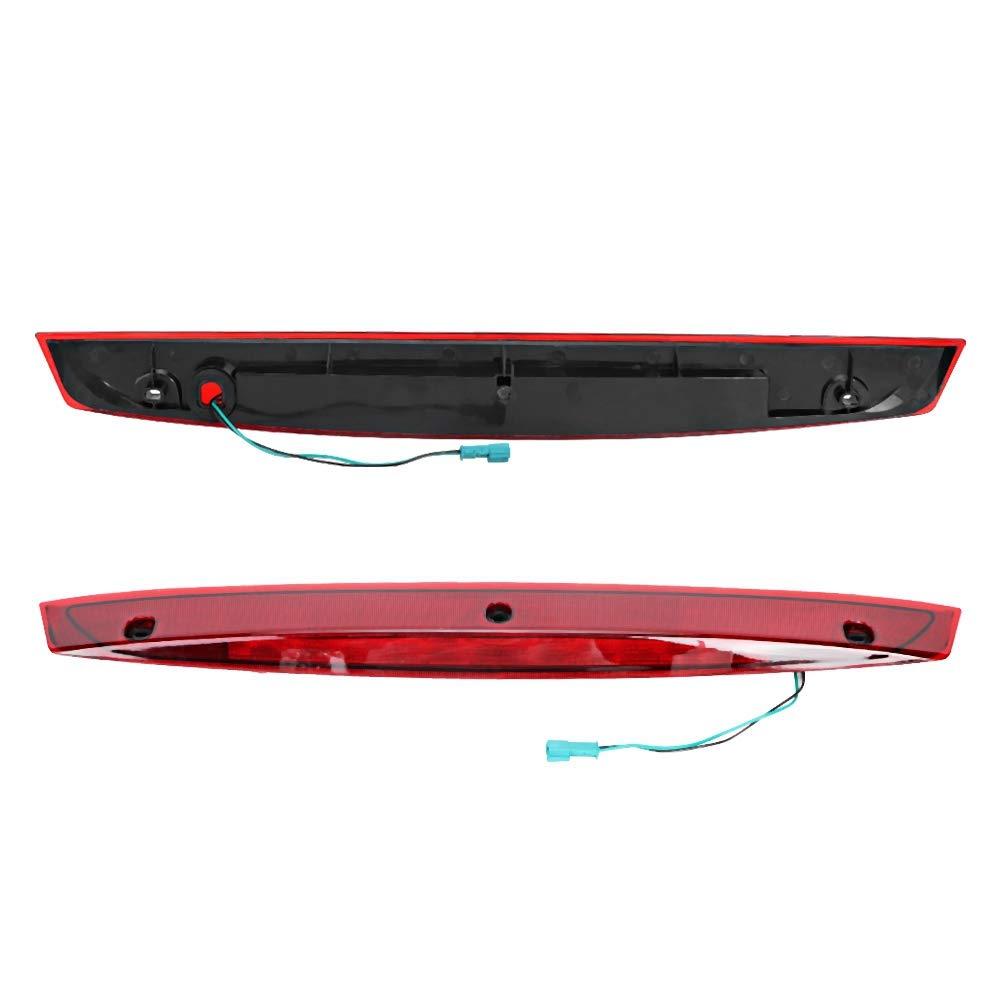 Hlyjoon Car High Frein Feu Arri/ère LED Auto Clignotant Montage 3/ème Feu Stop Voyant Avertisseur Feu Arri/ère Fit pour MB Vito Viano W639 A6398200056