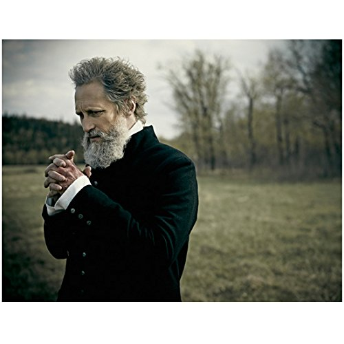 Hell on Wheels (TV Series) 8x10 Photo Christopher Heyerdahl Full Beard Fingers Laced Together kn - Laced Wheel