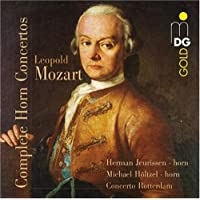 Integrale des Concertos pour cor