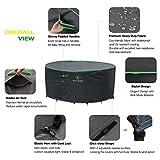 Outdoor Patio Furniture Covers, Waterproof UV