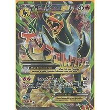 Pokemon XY8 Breakthrough M Houndoom-EX full art 154/162