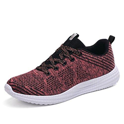 [XINXIKEJI]スニーカー メンズ レディース 軽量 カジュアルシューズ 通気 耐摩耗性 滑りにく 総柄 デッキシューズ 男女兼用 運動靴 7色