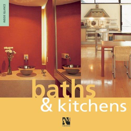 Descargar Libro Baths And Kitchens: No. 1: Inside Glance F.de Haro