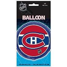 "18"" Foil NHL Hockey Montreal Canadiens Balloon"