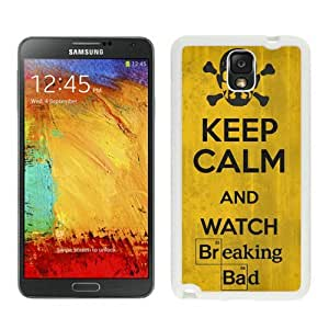 Breaking Bad Case For Samsung Galaxy Note 3 White