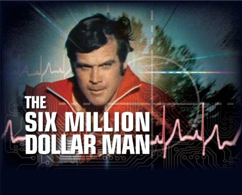 The Six Million Dollar Man Television Series (1974-1978) Poster 24x36