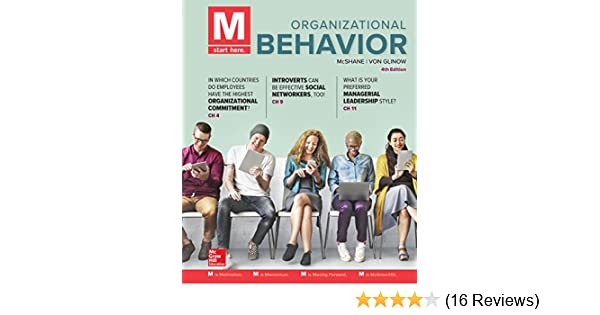 M Organizational Behavior EBook Steven McShane