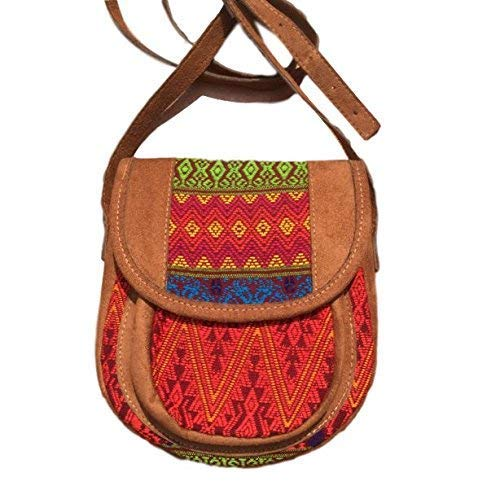 Coin Purse with strap Bag Guatemala