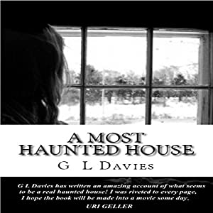 A Most Haunted House Audiobook