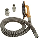 Hyde Tools 09165 Dust-Free Drywall Vacuum Hand Sander with 6-Foot Hose
