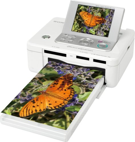 Sony Picture Station DPP-FP90 4x6 Photo Printer ()