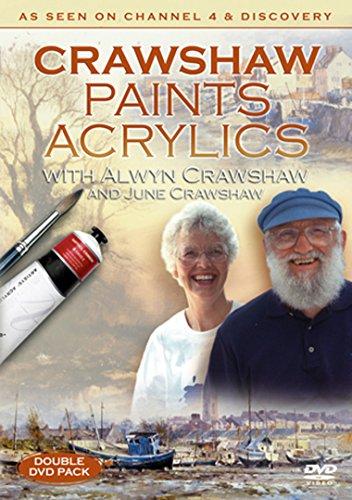 Crawshaw, Alwyn - Paints Acrylics