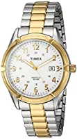 Timex Men's TW2P89300 Easton Avenue Two-Tone Stainless Steel Expansion Band Watch