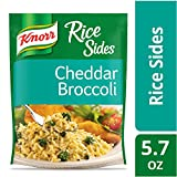 knorr side dishes - Knorr Rice Side Dish, Cheddar Broccoli, 5.7 oz