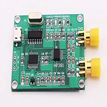 Taidacent 1PCS Phase Frequency Detector RF IF Detector Phase