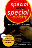 Special Needs, Special Ministry