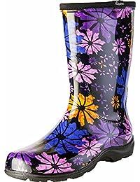 Women's Waterproof Rain and Garden Boot with Comfort...