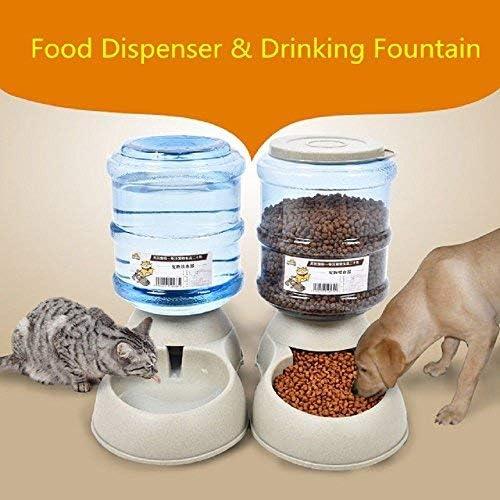 YGJT Distributeur de Nourriture/Eau Fontaine