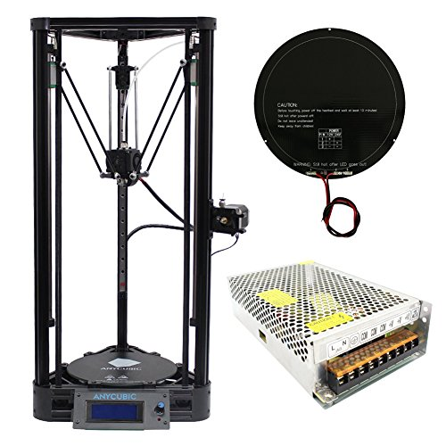 Anycubic Linear Delta Rostock 3D Printer