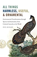 All Things Harmless, Useful, and Ornamental Front Cover