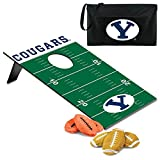 NCAA Byu Cougars Throw Football Digital Print Bean Bag, One Size, Other