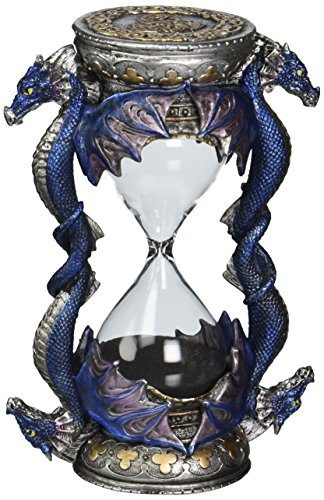 Design Toscano Death's Door Dragon Sandtimer Hourglass