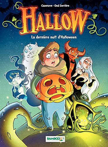 Bd Humour Halloween (Hallow (version BD): La dernière nuit d'Halloween (French)