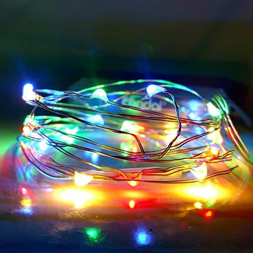 Evolution Lighting Led Silver Lamp